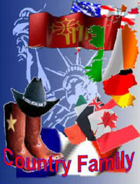 Site de Country Family